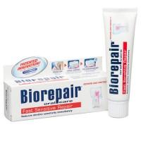 Зубная паста без фтора Biorepair Для чувствительных зубов, 75 мл