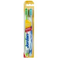 Зубная щётка Jordan Advanced средней жесткости, 2шт. в уп.