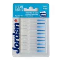 Зубочистки пластиковые  Jordan Clean between, 20 шт