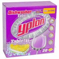 Таблетки для посудомоечной машины Yplon, 20 шт.