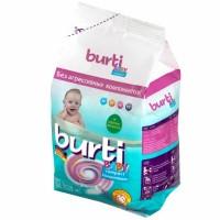 Стиральный порошок для детского белья Burti baby compact, 900 гр.