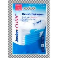Зубные ершики Jordan Brush Between (M) 0,6 мм, 10 шт в уп