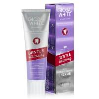 Отбеливающая зубная паста Global White для чувствительных зубов,100 мл