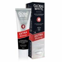 Зубная паста Global White Экстра отбеливающая. Активный кислород 100 мл