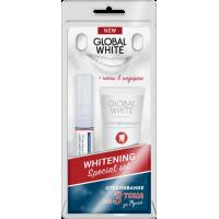 Отбеливающий набор Global White с капами в подарок