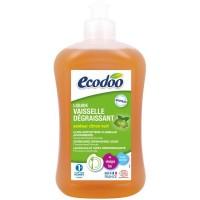 Средство для мытья посуды Ecodoo с уксусом, 1л