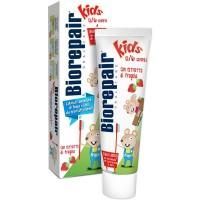 Детская зубная паста Biorepair Kids 0-6 со вкусом земляники, 50 мл