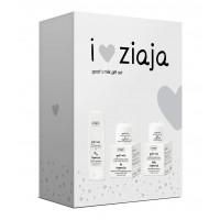 Подарочный набор косметики Ziaja Козье молоко (крем для рук 80 мл + дневной крем для лица 50 мл + ночной крем для лица 50 мл)