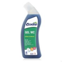 Экологический Гель WC для очистки сантехники Ecodoo, 750 мл