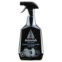 Средство для чистки ковриков и обивки Astonish Carpet & Upholstery Cleaner, 750 мл