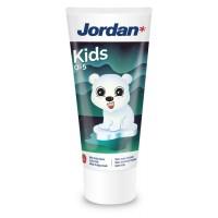 Детская зубная паста Jordan Kids  0-5 лет, 50 мл + раскраска в подарок