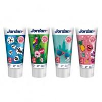 Детская зубная паста Jordan Junior  6-12 лет, 50 мл