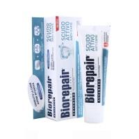 Зубная паста Biorepair Scudo Attivo для проактивной защиты, 75 мл