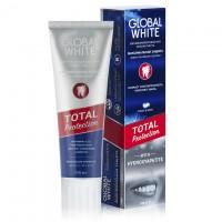 Зубная паста Global White Максимальная защита, 100 мл