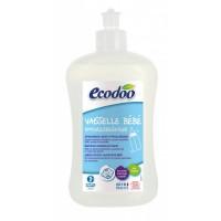 Средство для мытья детских бутылочек и пустышек Ecodoo Vaisselle Bebe, 500 мл