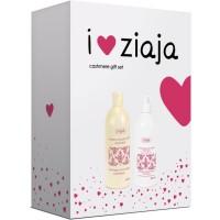 Подарочный набор косметики Zaja Кашемир (Крем мыло 500 мл + Лосьон для тела 400 мл)