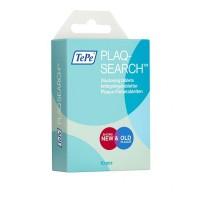 Таблетки для индикации зубного налета TePe PlaqSearch, 10 шт