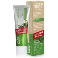 Зубная паста Global White Энергия трав Натуральное отбеливание 100 мл