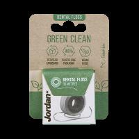 Зубная нить Jordan Green Clean (эко чистые материалы), 30 м
