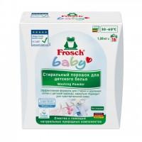 Стиральный порошок для детского белья Frosch Baby, 1,08 кг