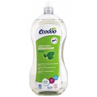 Экологическое средство для мытья посуды с уксусом Ecodoo, 1 л