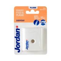 Зубная нить Jordan Everyday Floss, 50 м.