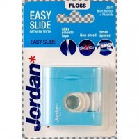 Зубная нить Jordan Easy Slide Fresh Floss, 25м