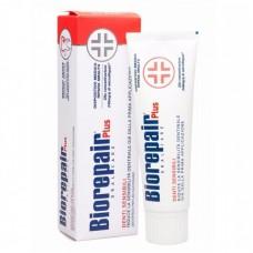 Зубная паста без фтора Biorepair Plus Для чувствительных зубов, 75 мл