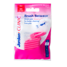 Зубные ёршики Jordan Brush Between Микро (XS), 10шт в уп.