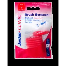 Зубные ёршики Jordan Brush Between Мини (S), 10шт в уп.