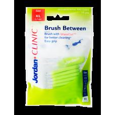 Зубные ёршики Jordan Brush Between Макси (XL), 10шт в уп.