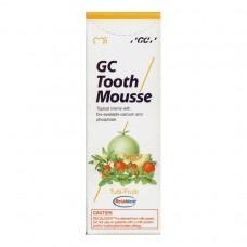 Реминерализующий гель GC Tooth mouse мультифрукт, 35 мл.