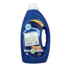 Жидкое средство для стирки цветного белья Burti color,  1,5 литра.