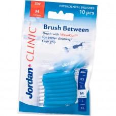 Зубные ершики Jordan Brush Between (M), 10 шт в уп