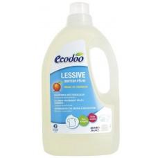 Жидкое средство для стирки цветного и белого белья Ecodoo с эфирными маслами, 1,5 л